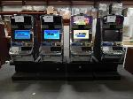 Lot: 125 - (4) Gaming Machines<BR><span style=color:red>THIS IS A RESTRICTED AUCTION</span>