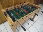 Lot: A6670 - Voit Foosball Table