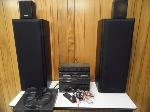 Lot: A6677 - Factory Sealed Technics Home Theater System