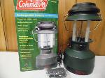 Lot: A6682 - Working Coleman Rechargeable Latern