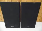 Lot: A6690 - Pair of Working Sony Floor Standing Speakers