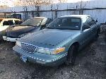 Lot: 1352 - 1997 Mercury Grand Marquis