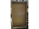 Lot: 51-082 - (2) Wooden Shelf units