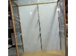 Lot: 51-083 - Pair of Glass Display Cases