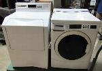 Lot: 51-097 - Maytag Commercial Washer & Dryer