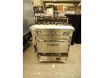 Lot: 2528 - Southbend Industrial Stove