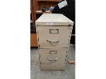 Lot: 2533 - Short  Filing Cabinet