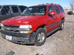 Lot: 834 - 2002 CHEVY TAHOE SUV