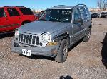 Lot: 854 - 2005 JEEP LIBERTY SUV