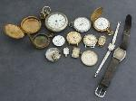 Lot: 4561 - POCKET WATCHES & WATCHES