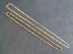 Lot: 4569 - 10K CHAIN NECKLACE