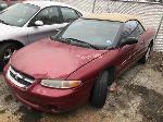Lot: 316881 - 1996 Chrysler Sebring