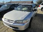 Lot: 0205-7 - 1999 HONDA ACCORD