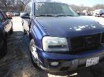 Lot: 11-913723 - 2003 CHEVROLET TRAILBLAZER SUV