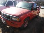 Lot: 15-912912 - 1997 GMC SONOMA PICKUP
