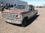 Lot: 211 - 1983 FORD PICKUP