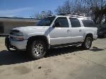 Lot: 02 - 2005 Chevy Suburban Z71  SUV