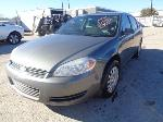 Lot: 5-47379 - 2008 Chevrolet Impala