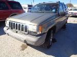 Lot: 13-49628 - 1997 Jeep Grand Cherokee SUV
