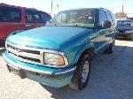 Lot: 21-49689 - 1995 Chevrolet Blazer SUV