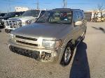 Lot: 30-50013 - 1998 Infiniti QX4 SUV