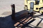 Lot: 191 - Set of Forklift Forks