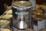 Lot: 194 - (Approx 96) Martha Stewart Paint Cans