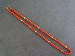 Lot: 4617 - BEADED NECKLACE