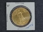 Lot: 4632 - 1986 1 OZ. FINE GOLD $50 COIN