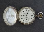 Lot: 4643 - ELGIN POCKET WATCH