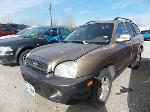 Lot: 416-33646 - 2001 HYUNDAI SANTA FE SUV