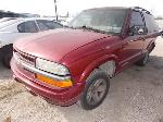 Lot: 419-34278 - 2001 CHEVY BLAZER SUV