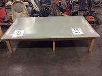Lot: 5554 - Padded Table