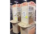 Lot: 5555 - (2) Kelloggs Display Racks
