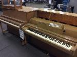 Lot: 5557 - (4) Pianos