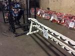 Lot: 5562 - Dumbell Rack & Bench Presses