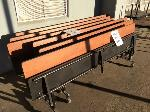 Lot: 5569 - (6) Folding Lunchroom Tables