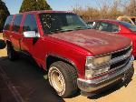 Lot: 17-3450 - 1996 CHEVROLET TAHOE SUV - KEY