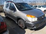 Lot: 17-3548 - 2002 BUICK RENDEZVOUS SUV