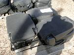 Lot: 04 - (3 Sets) of Tahoe Back Seats