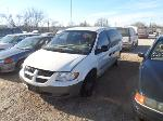 Lot: 19-119364 - 2001 Dodge Caravan