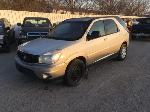 Lot: 05 - 2005 Buick Rendezvous SUV