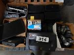 Lot: 314 - Printers, Docking Stations, Monitor