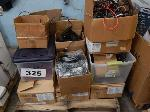 Lot: 325 - (1 Pallet) of Cables & Wires