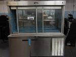 Lot: 326 - Delfield Fridge