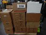 Lot: 328 - (1 Pallet) of Binders