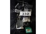 Lot: 332 - Cameras, Surveillance Equipment