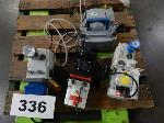 Lot: 336 - (4) Vacuum Pumps