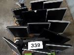 Lot: 339 - (13) Monitors: HP, Sonicview