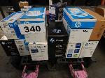 Lot: 340 - (17) Printer Toners